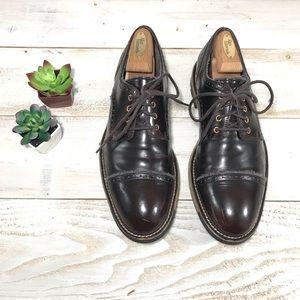 Woolrich Men's Casual Oxblood/Brown Oxford